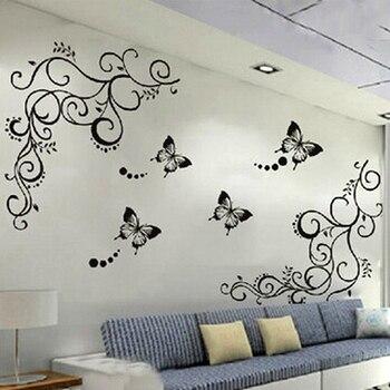 Calssic Butterfly Wall Sticker