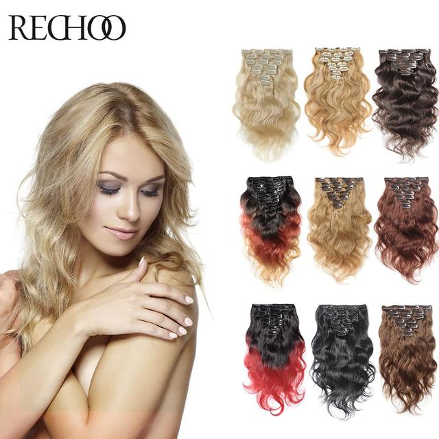 Супер волнистые человеческие волосы на заколках на всю голову 180 г, волосы для наращивания, черные натуральные волосы на заколках для наращивания, дешево
