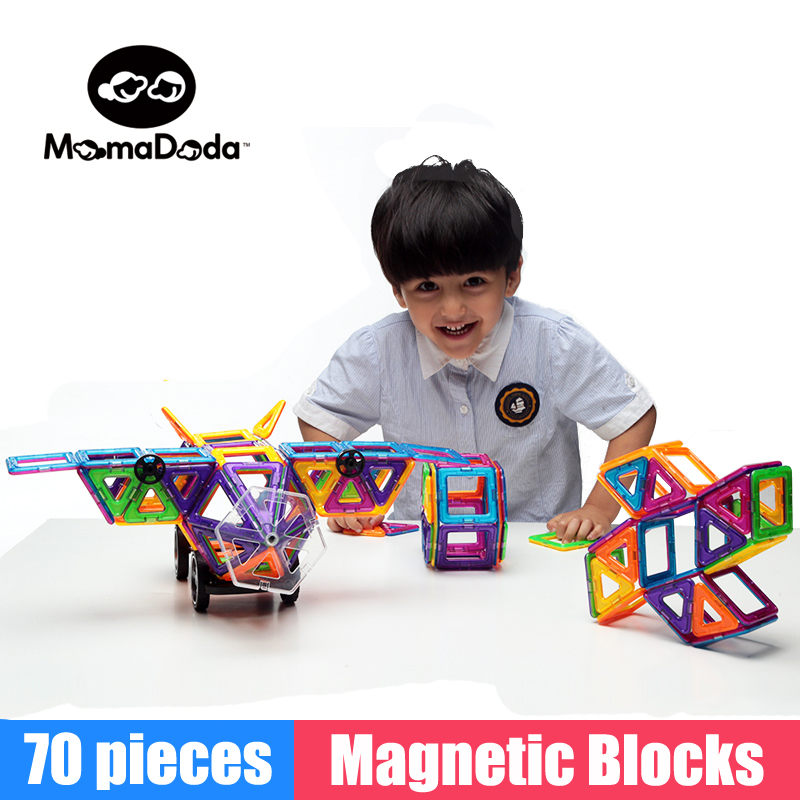 70pcs Car Wheels Magnetic Building Blocks Toys 3D Magic Building Bricks Educational Toys For Children Kids Magnetic Power Set hot sale 1000g dynamic amazing diy educational toys no mess indoor magic play sand children toys mars space sand