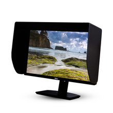 iLooker 27P 27 inch ProEdition LCD LED Video font b Monitor b font Hood SunshadeSunhood for