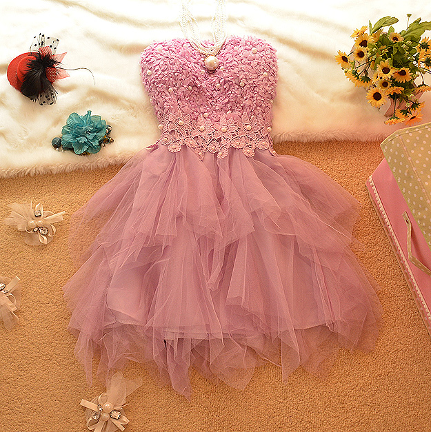 2015 sweetheart off the shoulder parls ball gown mini homecoming