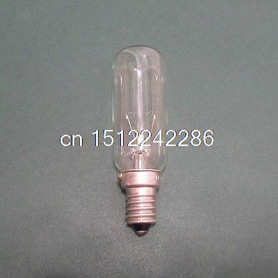 40W 220V~240V E14 T25x82 Range Hood Bulb Kitchen Ventilator Bulb Light Bulb