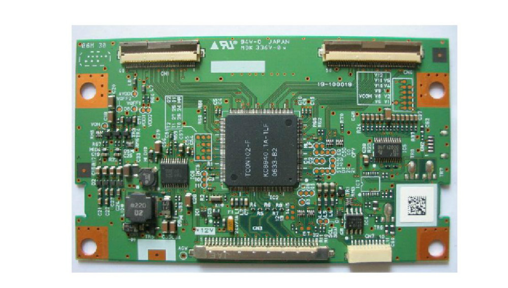 19-100019 MDK336V-0N MDK336V-0 N LCD Board Logic board for  connect with TLM32V66 AX080A030B   T-CON connect board19-100019 MDK336V-0N MDK336V-0 N LCD Board Logic board for  connect with TLM32V66 AX080A030B   T-CON connect board