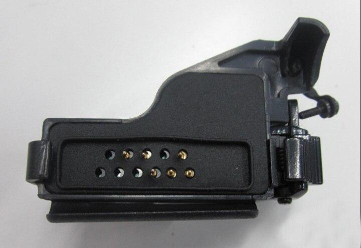 2 Булавки аудио для наушников гарнитуры адаптер переходник для Motorola MAG ONE A8 bpr40 Пасер плюс Портативный Радио P020, p030