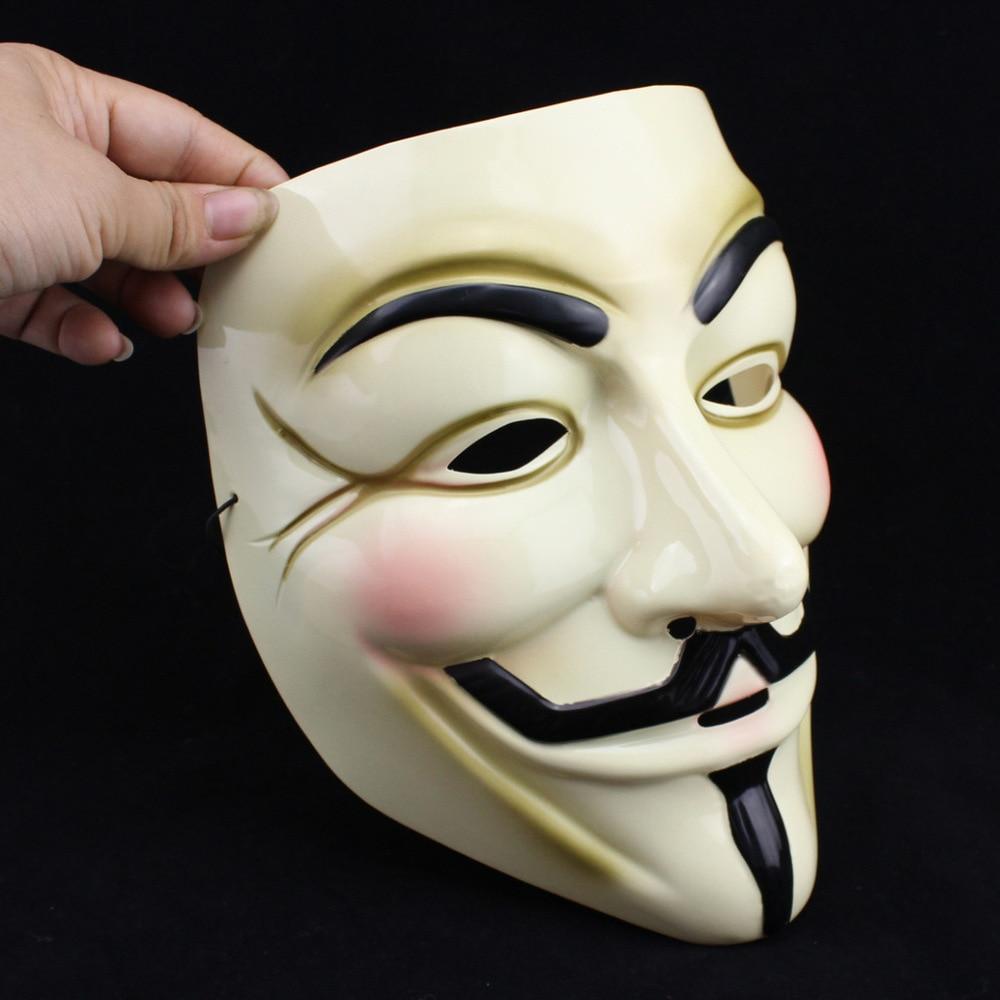 Aliexpress.com : Buy Wholesale Halloween mask white masks yellow v ...