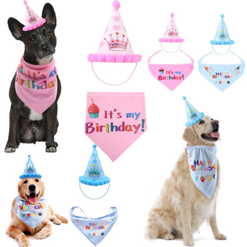 Motivated Uk Crown & Bow Tie Pet Dog Puppy Birthday Hat Party Costume Headwear Decoration Home
