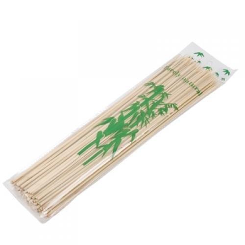 DHDL! 12 zoll 30 cm Bambus Spie Schaschlik Grill