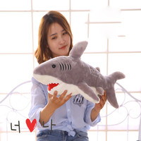 Hot Cute Sharks Doll Plush Toys Sea Jaws Pillow Stuffed Animals Soft Plush Toys High Quality