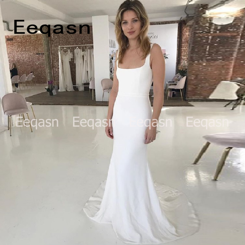 Designer Simple Wedding Dresses 2020
