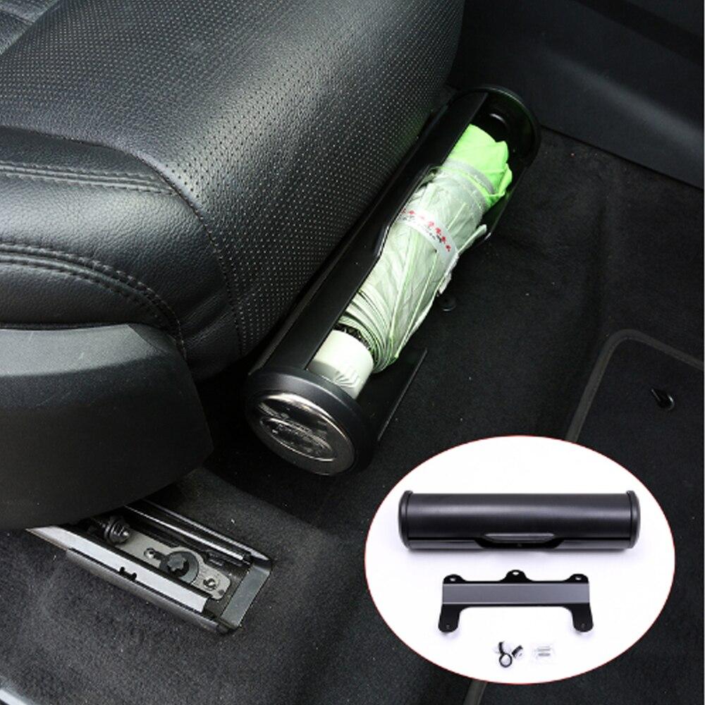 Siège Parapluie Stands Magique boîte à Outils De Stockage Rangement Rangement Pour Range Rover Vogue Evoque Sport Découverte Sport Accessoires