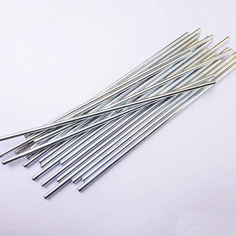 10PCS Mini Shaft 2mm 2.5mm 3mm Diameter RC Car Shafts 100mm Length Steel Rod for DIY Model Electric Toy Cars Axle Connecting image