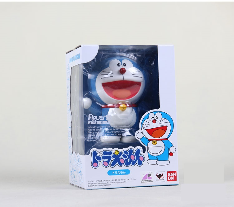 (IN STOCK) TOY Japan Anime Genuine. Bandai F.ZERO Doraemon Doraemon