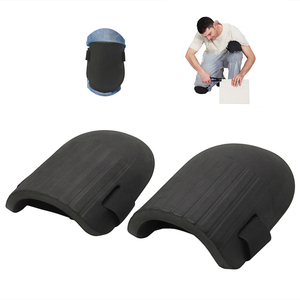 1 Pair Knee Pad Work Flexible Soft Foam Padding Workplace Safety Self Protection For Gardening Cleaning Protective Sport Kneepad(China)