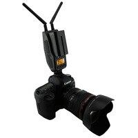 Беспроводной высокой четкости 328ft 100 м аудио/видео Камера HD передатчик и приемник системы для Feiyu AK2000 AK4000 Zhiyun Crane2