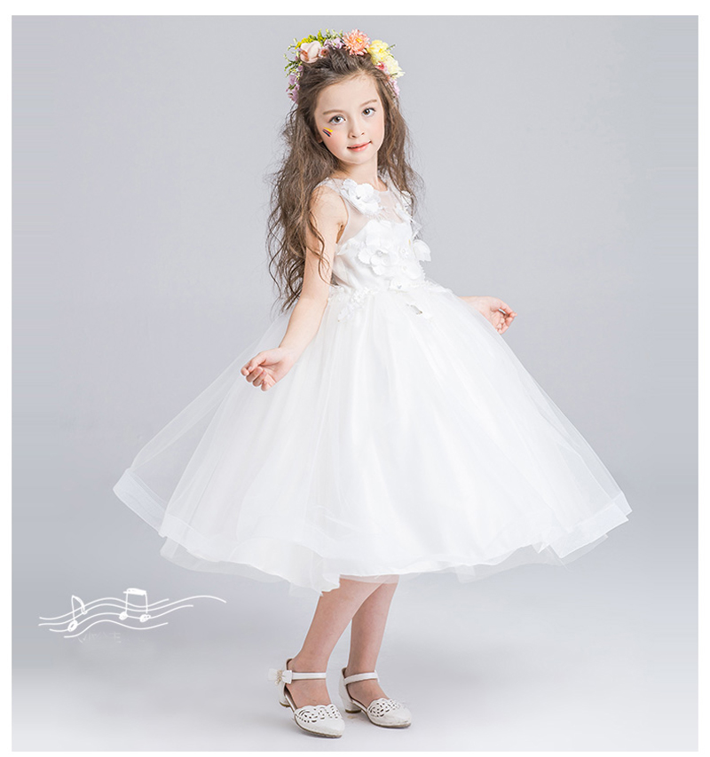 Popular flower girl dresses for beach wedding buy cheap for Flower girl dress for beach wedding