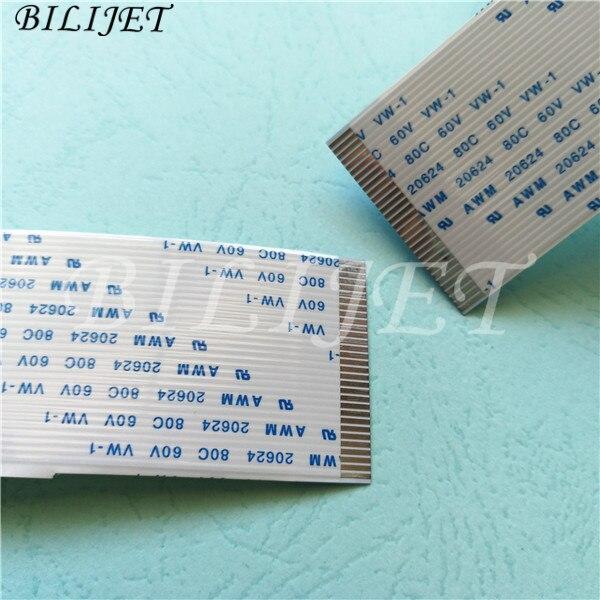 Eco solvent printer DX5 head cable 31&32piuns for Thunderjet VJ1801 VJ1802 Thunder-jet Niprint FFC Flat data cable 27cm 20pcs
