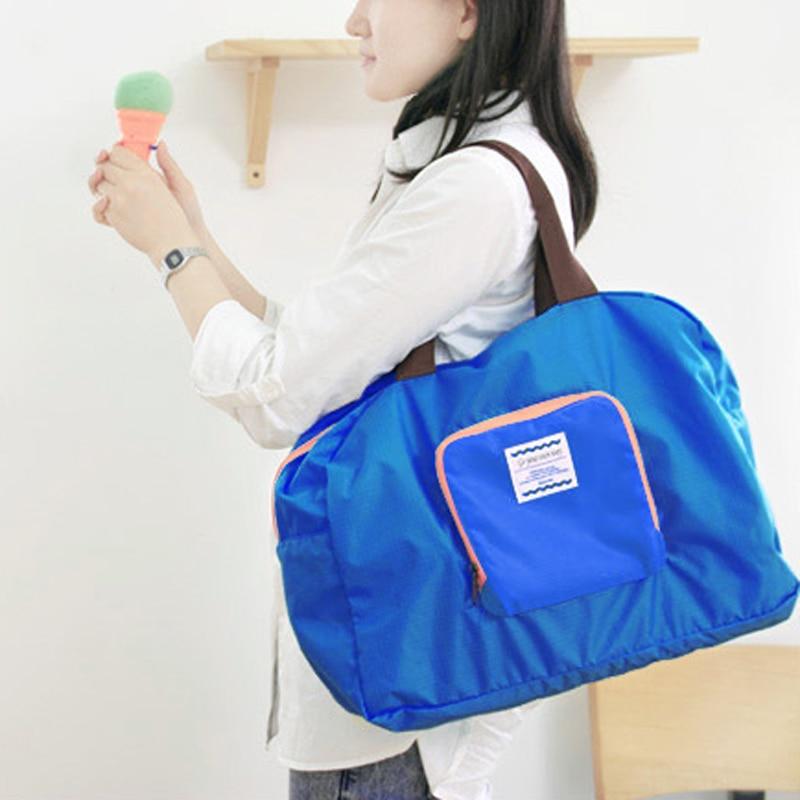 Складная подорожі Tote бренд сумка нести на сумці дозвілля жіночий Дорожня сумка для багажу