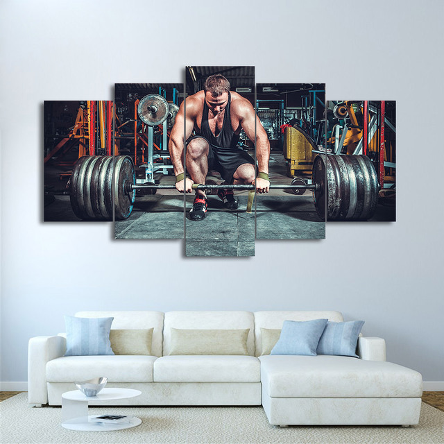 Canvas poster hd printed wall art pictures modular frame pieces