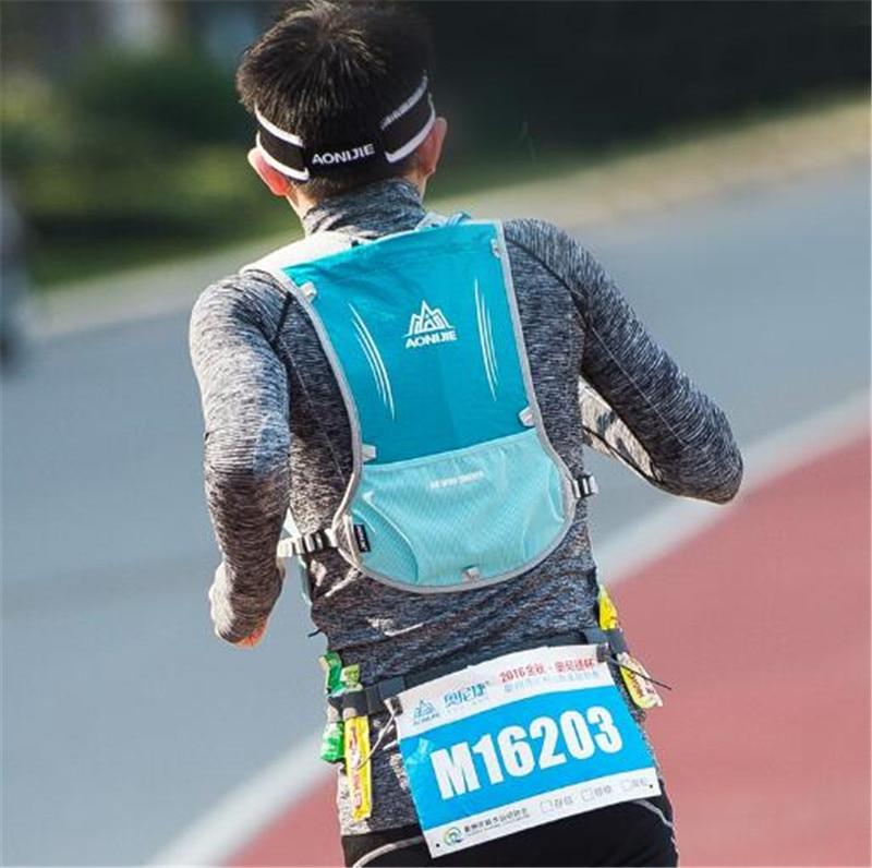 AONIJIE 5L Running Backpack Υπαίθρια αθλητικά - Αθλητικές τσάντες - Φωτογραφία 3