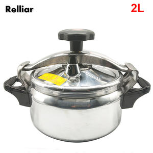 Pressure Cooker Electric Stainless Steel Outdoor 2L Elastic Beam Fire Aluminum Alloy
