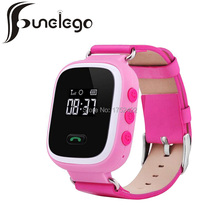 Funelego New Kid Smart Watches With SIM SOS Cartoon Children GPS Call Location Track Record Wristwatch