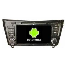 ROM 16G Quad Core 1024*600 Android 5.1.1 Fit Nissan QashQai X-Trail 2014 2015 Car DVD Player GPS TV 3G Radio Navigation
