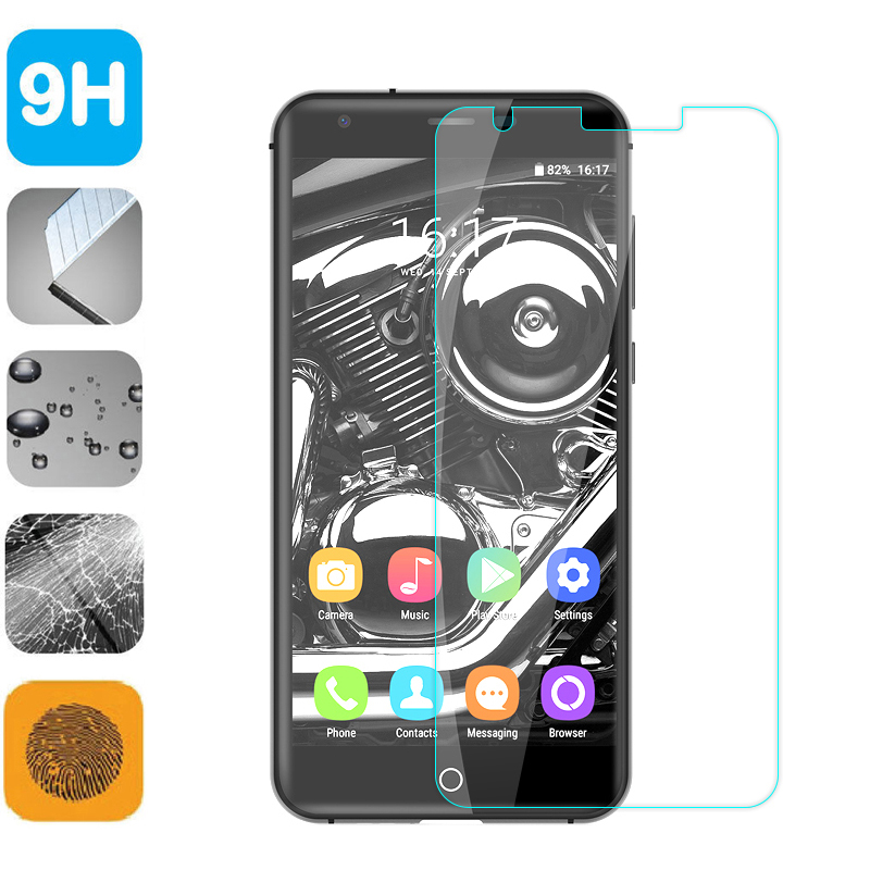 9H Tempered Glass LCD Screen Protector Shield Film for <font><b>Oukitel</b></font> <font><b>K7000</b></font> Anti-scratch Cover Accessories image