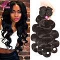 Brazilian Body Wave Hair 4 Bundles Brazillian Loose Wave 4 Bundles Human Hair Weave Sale 10A Grade Virgin Unprocessed Human Hair