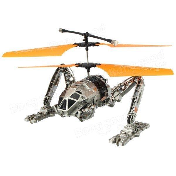 ATTOP IDR902 2.5CH RC Helicóptero de Control Remoto de Modo 2/2017 Nuevo