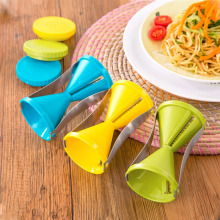 Vegetable Fruit Spiral Slicer Spirelli Graters Carrots Spiralizer Julienne vegetable Vegetable cutter Slicer kitchen gadget
