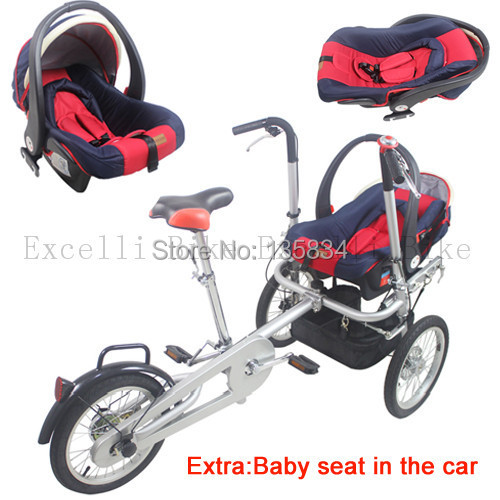 Online Buy Wholesale convertible bike stroller from China ...