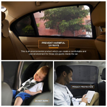 2 Pack Side Window Sunshades For Car Windows – Sun, Glare And UV Rays Protection For Your Child Baby Side Window Car
