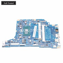 NOKOTION 15208-2 448.06J04.0021 NB.G7A11.003 Main board For Acer aspire V3-372 V3-372T Laptop motherboard SR2EX Pentium 4405U