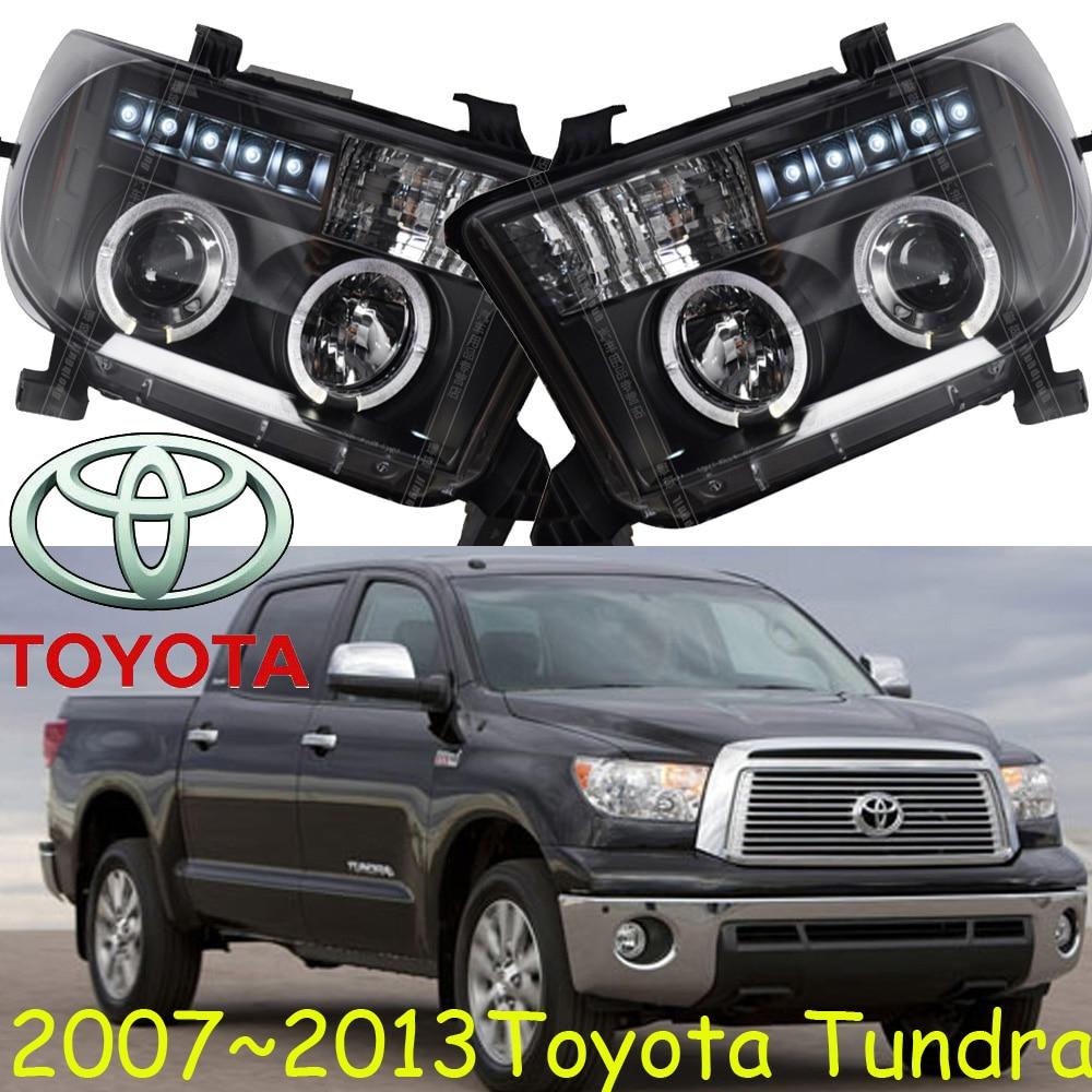 Tundra headlight,2007~2014,Free ship! Tundra fog light,2ps/set+2pcs Ballast,Tundra электроинструмент tundra comfort 1206765