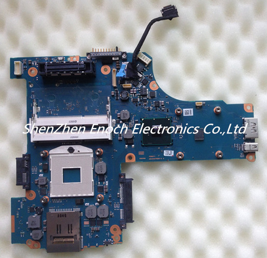 ФОТО For Toshiba TECRA M11 Laptop motherboard Integrated FGNSY1 A5A002769010 A  stock No.999