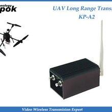Максимальная дальность 100 км видео связь 5000 МВт LOS FPV видео передатчик для Бла/дрона видео отправителя и приемника