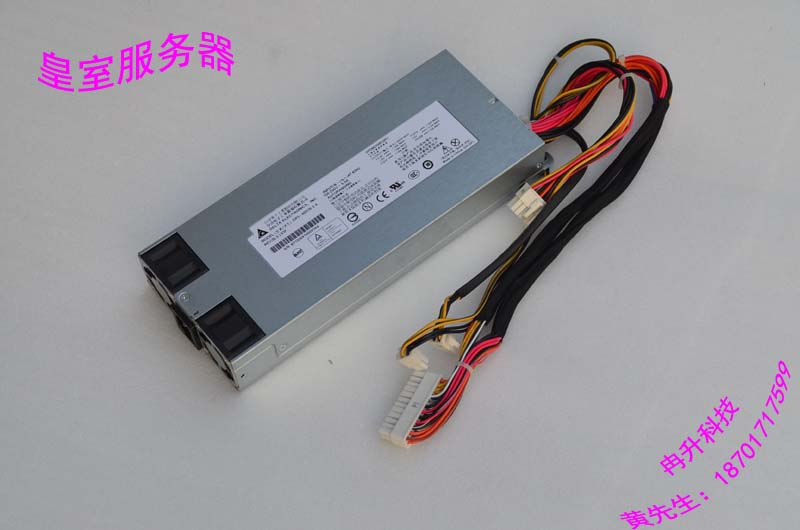 Delta DPS-400YB-3-a 400W power supply FOR DELL CS24 1U server power 24+4+4+10 for delta electronics dps 320eb server power supply 320w psu for hp b2600 dps 320eb c 0950 4051 100 127v 9 0a 200 240v 4 5a