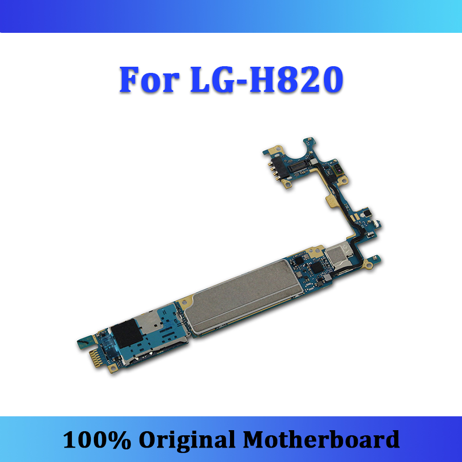 Original unlocked logic board for LG G5 H820 motherboard