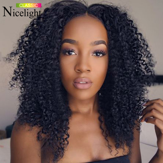V Hair Bohemian Kinky Curly Virgin Hair 3 Bundles Deals