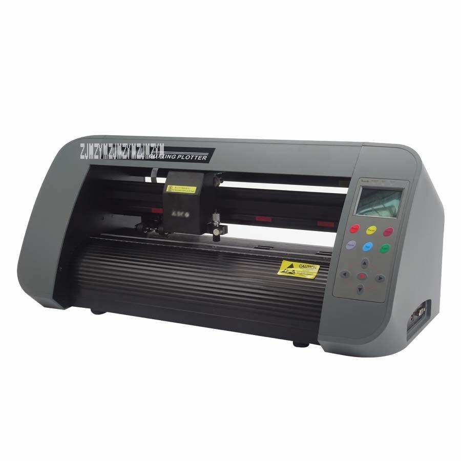 1pc Cutting plotter with optical sensor/vinyl cutter TH330L 1x cb09 graphtec blade holder 1x60 degree 2x45 degree 2x30 blades for vinyl plotter cutter 19mm