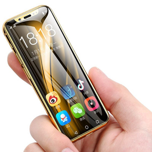 Support Google Play 4G SmartPhone K-TOUCH I9 Face ID Metal Frame Android 6.0 Telefone WiFi Dual SIM Small Student Mobile Phone