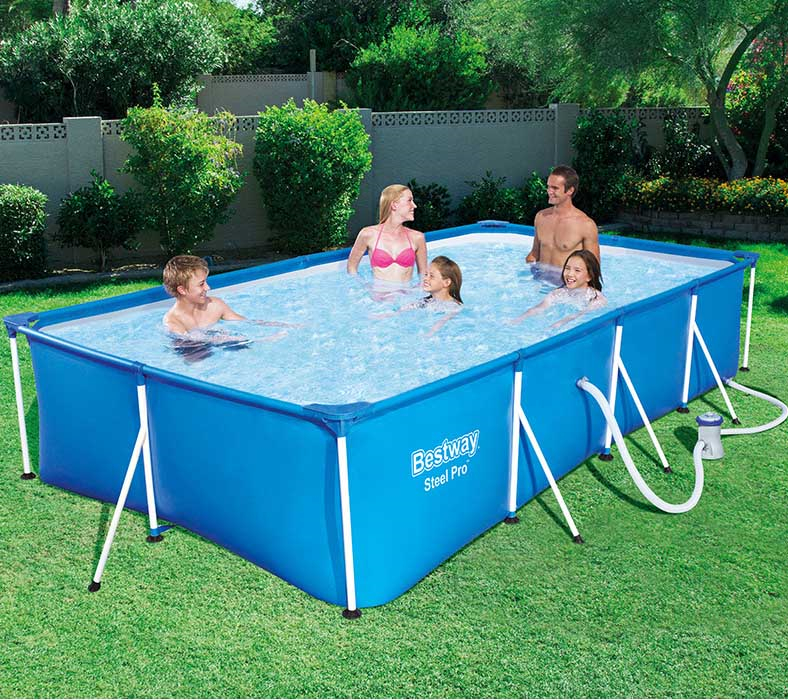 2020 Hot Sell Swimming Pool Removable Bracket Pool Home Heightening Adult Mobile Swimming Pool Inflatable Swimming Pool Pvc