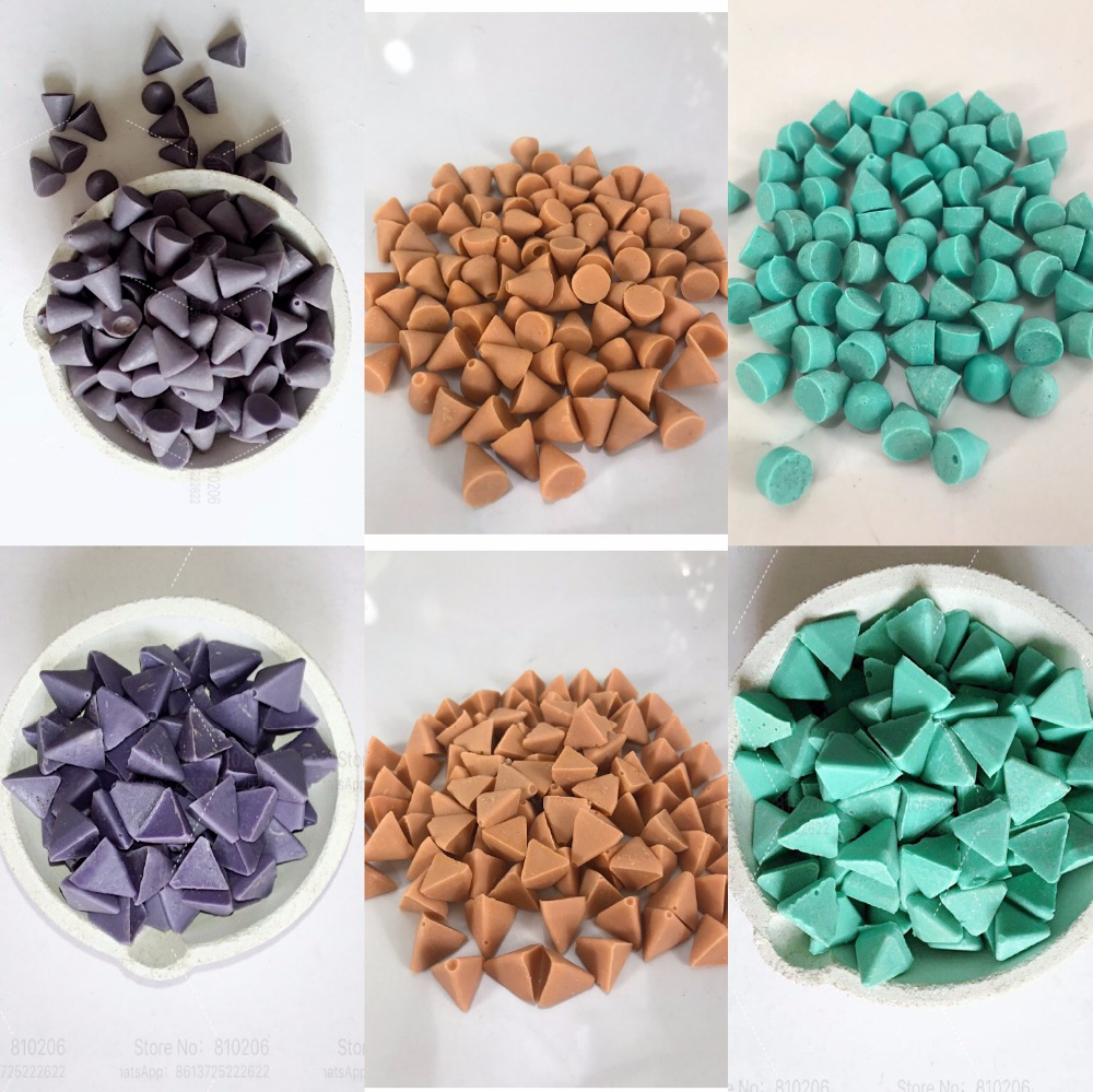 Jewelry Polishing Media Polishing Material Stone Polishing Tumbling Media For Tumbler Machine About 450g
