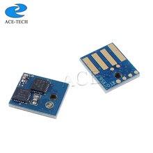 Frete grátis 8.5 K Versão UE 51B2H00 chip do cartucho de toner Para Impressora Lexmark MS417 MS517 MS617 MX417 MX517 MX617 impressora a laser