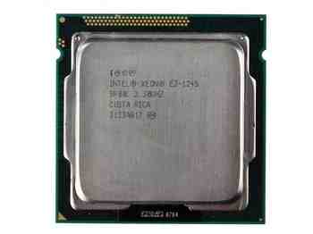 Intel Xeon E3-1245 Quad Core CPU Processor 3.3GHz LGA 1155 8MB E3 1245 SR00L