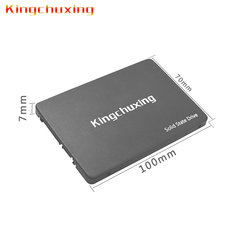 Kingchuxing SSD Hard Drive 256gb 1tb 60gb 64gb SATA3 2.5Inch Pc Laptop Internal Solid State Drive Disk Desktop Computer TLC Ssd