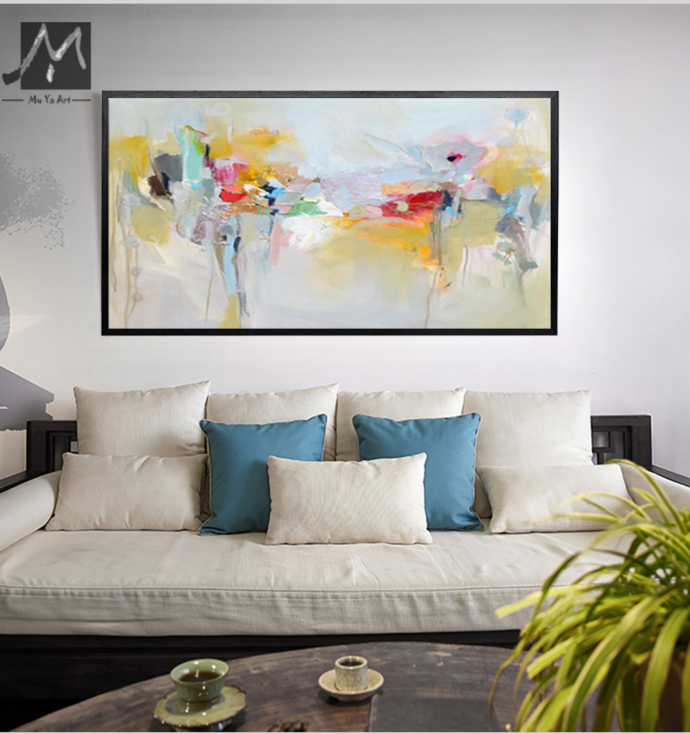 Modern Painting For Living Room Online Buy Wholesale Acrylic Modern Paintings From China Acrylic
