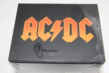 100% NEUE CD ~ AC/DC Complete Collection Voll Box Set 17CD Alben China Fabrik NEW SEALED