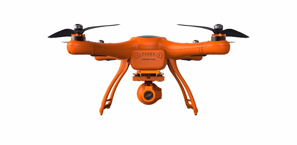 Wingsland Scarlet Minivet drone with camera 5.8G Quadcopter FPV GPS Drone with HD 1080P Camera,100% original  shipping with dhl 10