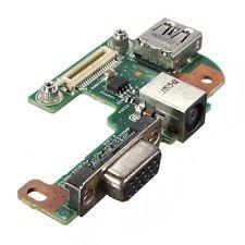 Разъем питания WZSM DC VGA USB плата для Dell Inspiron 15r (N5110) Vostro 3550 PFYC8